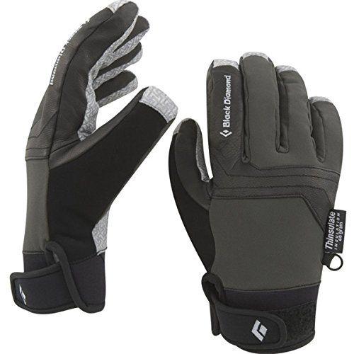 (ブラックダイヤモンド) Black Diamond メンズ スキー グローブ Arc Glove 並行輸入品  新品【取り寄せ商品のため、お届けまでに2週間前後かかります。】 カラー:Black 商品詳細:Material: double-weave stretch woven,  Pittards leather,  tricot