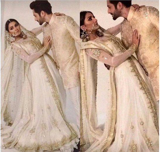 This famous celebrity couple, Ayeza Khan and Danish Taimoor look amazing together. Ayeza Khan took a break from work as she was busy with her baby girl Hoorain but now the lady is back and