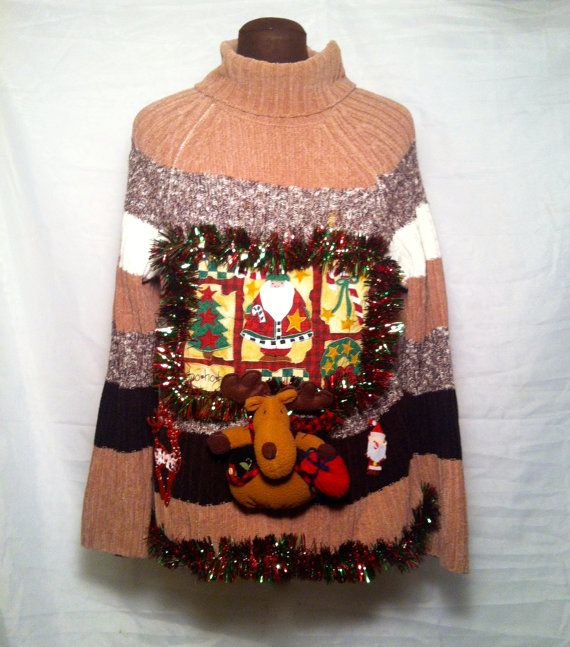 Cheap ugly christmas sweaters for women
