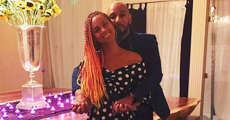 Alicia Keys Writes Sweet Anniversary Note to Swizz Beatz After 7 Years of Marriage: 'We're Even More in Love'