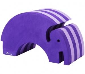 bobbles tumbling elephant