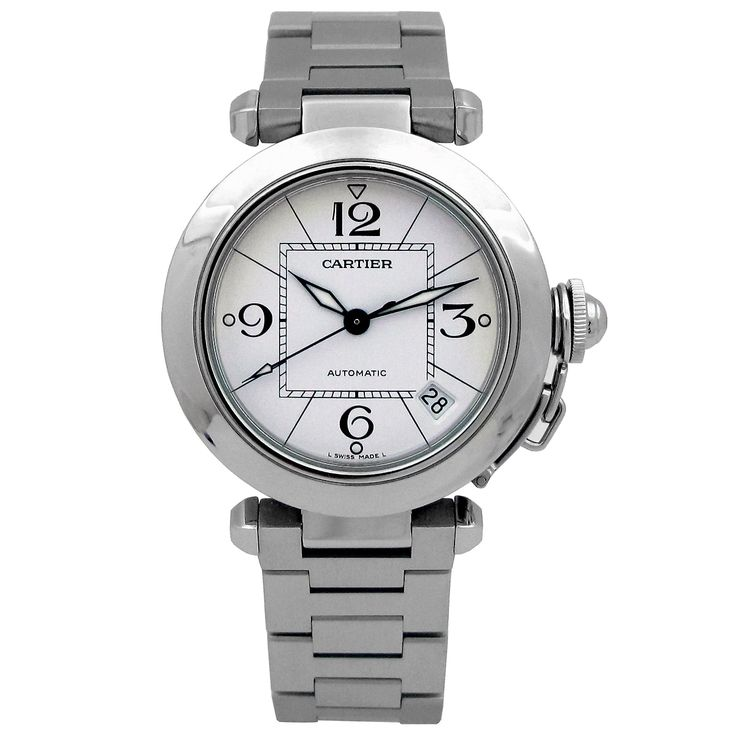Refurbished Pre-owned 35mm Cartier Pasha Watch