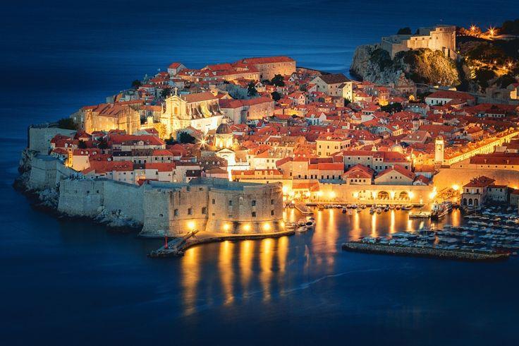 Dubrovnik Old Town by Adnan Bubalo | 500px: Popular photos | Bloglovin'