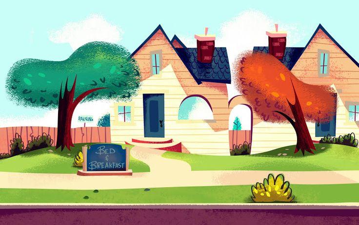 Joseph Holt Animation Art : Photo