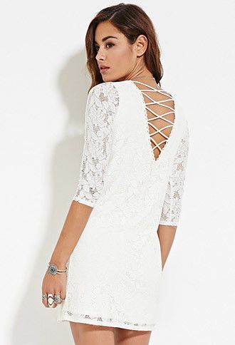 Forever 21 Long Sleeved Shift Dress Youve Been Added To The