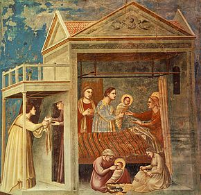 8 settembre Nativity of the Blessed Virgin Mary