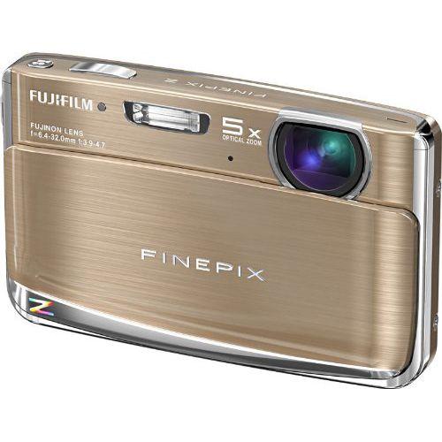 Fuji Z70 12.2MP Digital Camera - Bronze - Refurbished | Cameras and Camcorders | Visions Electronics