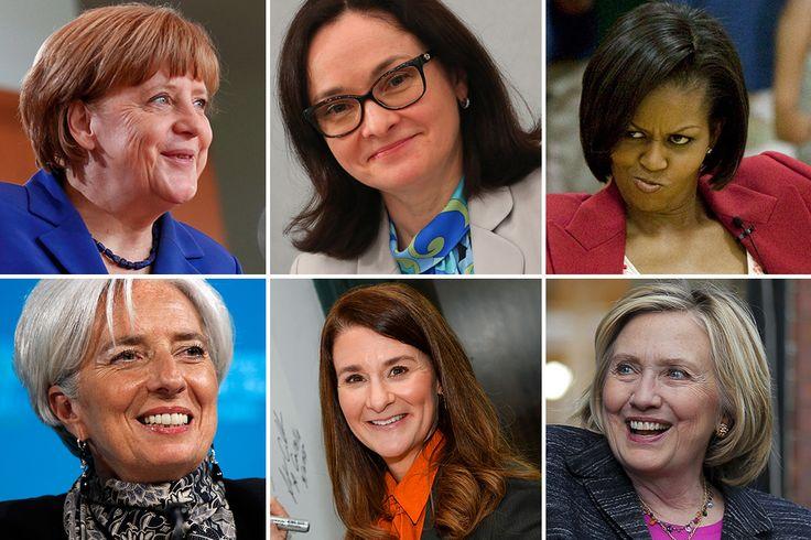Самые влиятельные женщины мира