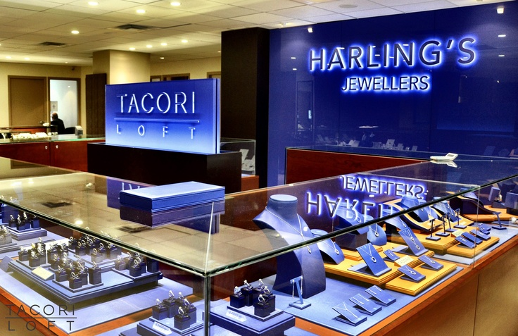 The Tacori Loft @ 256 - 409 Granville Street #Jewelry #Tacori