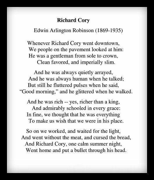 Richard Cory