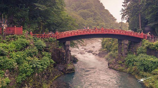 [ENG] Theres something about the Shinkyo Bridge that makes me imagine mystical worlds of ancient times.  [CAT] El pont Shinkyo te quelcom em fa imaginar sobre móns místics de temps ençà.  #Nikko #Shinkyobridge #HypeinJapan #HypeinTokyo #digitalrev #photo_travelers #ig_underdogz #artistfound #inspirationcultmag #LeagueofLenses #YourShotPhotographer #fatalframes #artofvisuals #JapanRoomFinder #gaijinpottravel #japantravelcom #japan_visit #cityspride #visitjpn #jrailpass #japanwireless…