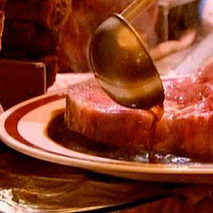 Chefs' favorite restaurant dishes | House of Prime Rib Cut | Sunset.com