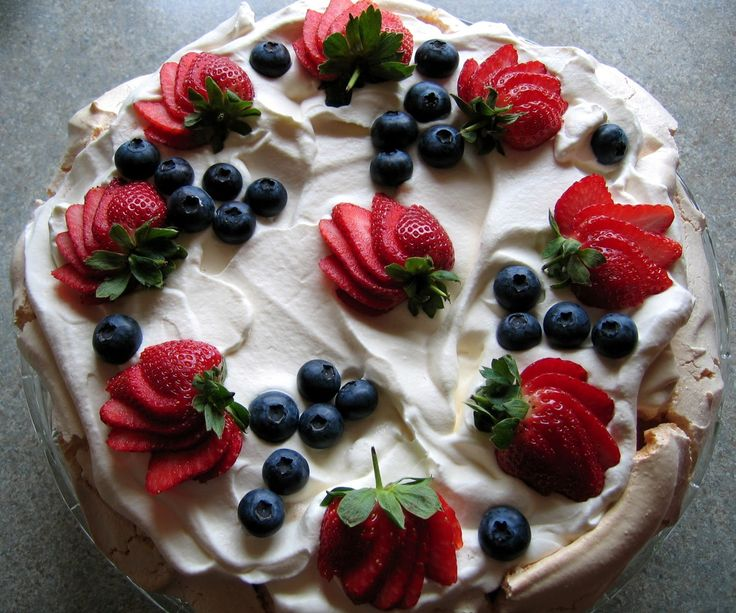 Mat for sjelen...: 17. mai Pavlova...