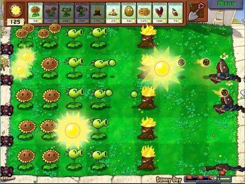 Friv3 Games: Play game Plants vs Zombies -  Let's Plants vs Zom...