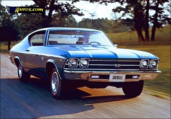 """Chevelle Ss >> 1969 Chevrolet Chevelle """"SS 396"""" 