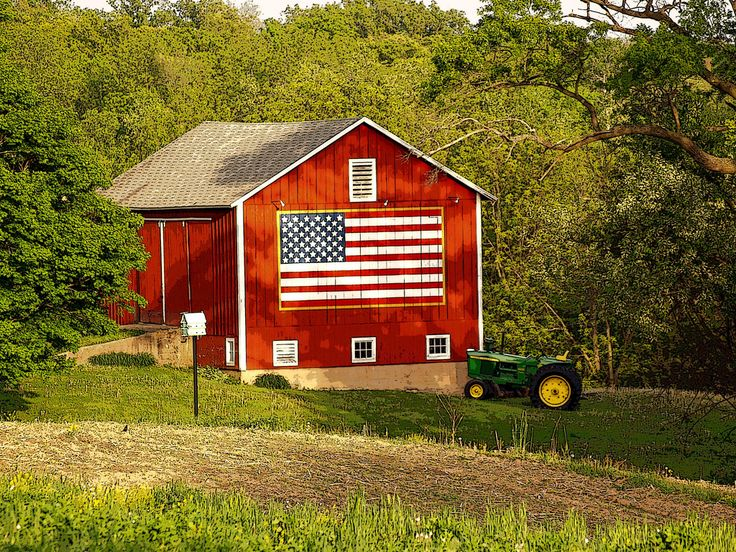 John Deere and America