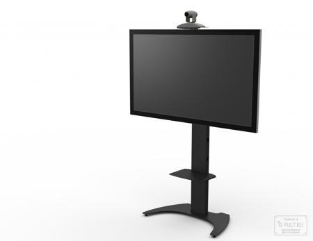 Fix Стойка напольная FIX M50 black  — 11870 руб. —  Напольная стойка FIX M50 - универсальная модель стойки для презентаций. Модель изготавливается в строгом корпоративном стиле из металла. Имеет строгий и лаконичный стиль. В зависимости от размера ЖК или плазменного телевизора возможно выбрать подходящий размер стойки от 32 до 55 дюймов. Напольные стойки FIX M50 предназначены для установки оборудования для презентаций и имеют закрытый плазмастенд. Стойка имеет встроенный кабель-канал для…