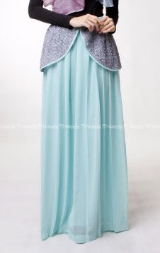 TOSCA CROCUS - ARINA SKIRT - Pusat penjualan koleksi fashion hijab jilbab kerudung busana muslim Dena Apparel terbaru online shop store http://goo.gl/0Mlh7H