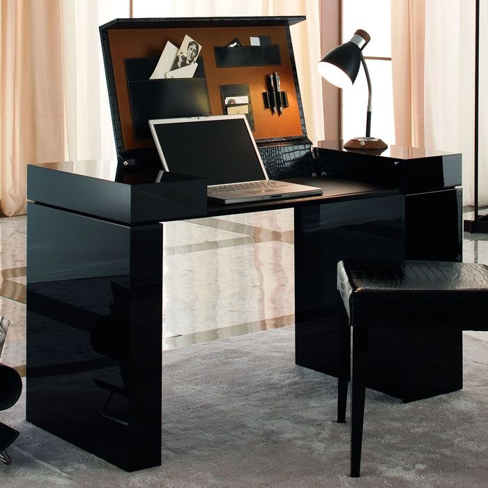 nightfly home office table black office table