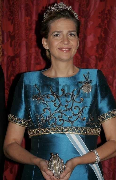 Infanra Cristina