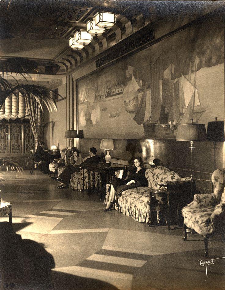 Exploring The Forgotten Art Deco Artifacts Of New Yorker Hotel