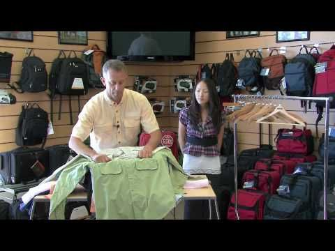 Learn how to pack a carry-on size bag for months of travel.  After decades of conducting packing demonstrations, PackingLight.com teaches travelers how to pack the maximum amount of clothing into a 22-inch carry-on.  The age-old method works in larger suitcases and leaves clothing wrinkle free upon arrival.  Pack approximately fifteen garments a...