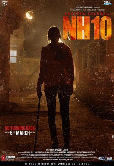 First look of Anushka Sharma's film 'NH 10'