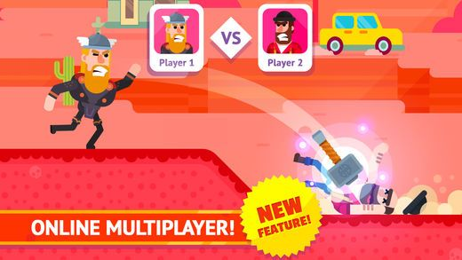 Bowmasters - Multiplayer Game on the App Store