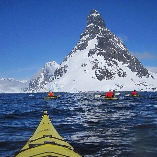 Antarctica @ captainmaji