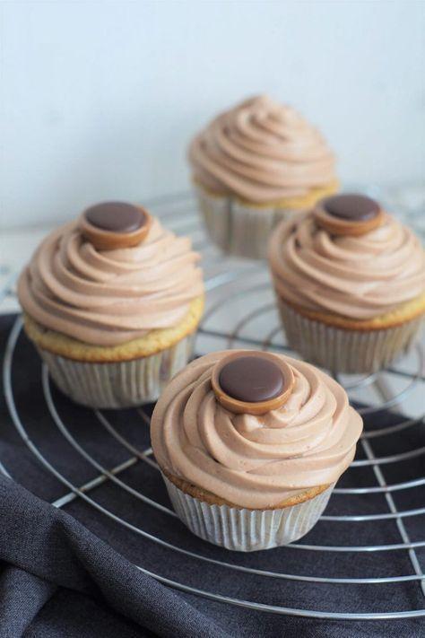Toffifee Cupcakes – unglaublich cremig und lecker – Cupcakes | Rezepte & Inspiration