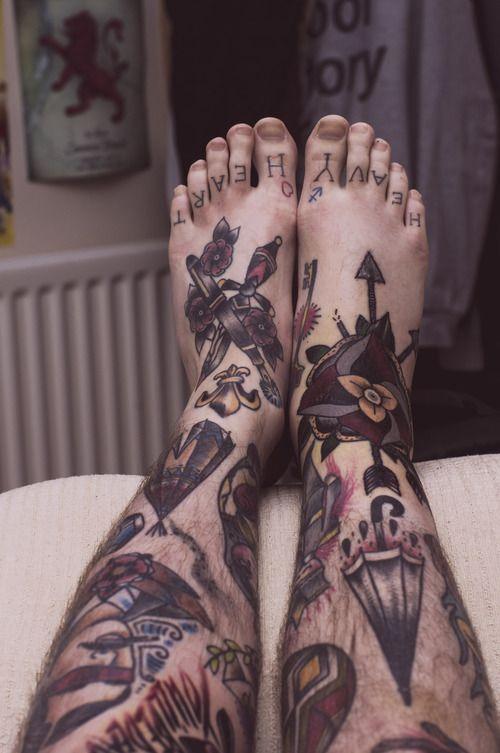 Toes-dedos de los pies                                                       …