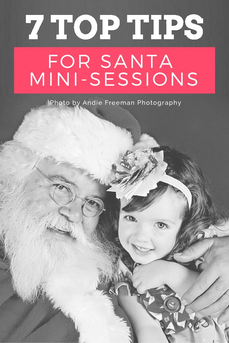 How to Make Money with Santa Photo Sessions | Magazine Mama