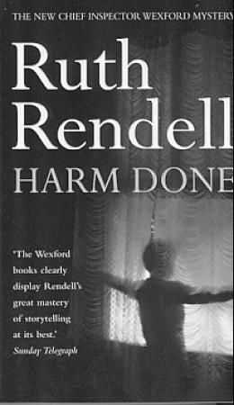 """Harm done"" av Ruth Rendell"
