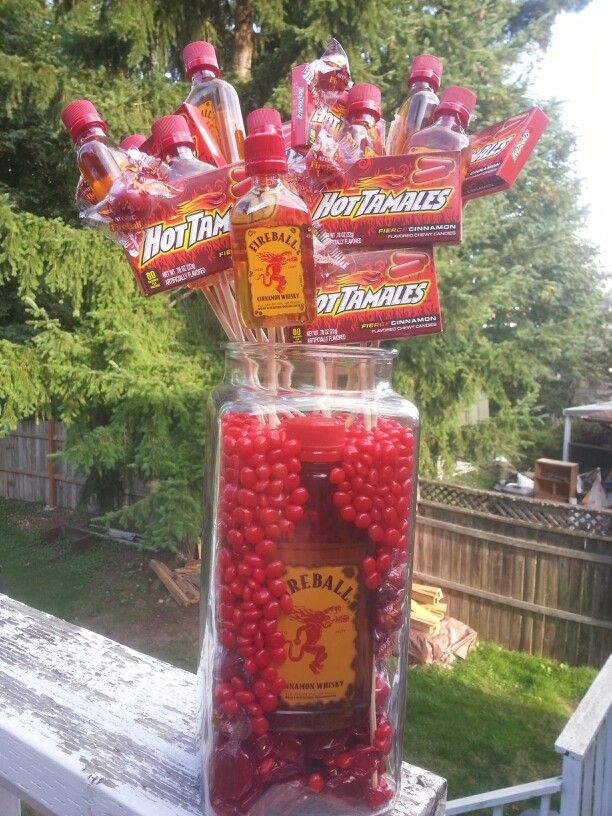 Fireball Hot Tamales Gift Crafty Things To Try