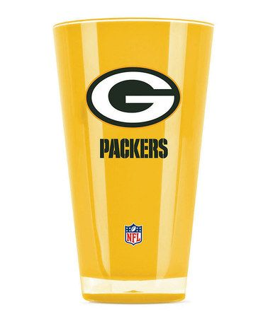 Another great find on #zulily! Green Bay Packers Insulated Tumbler #zulilyfinds