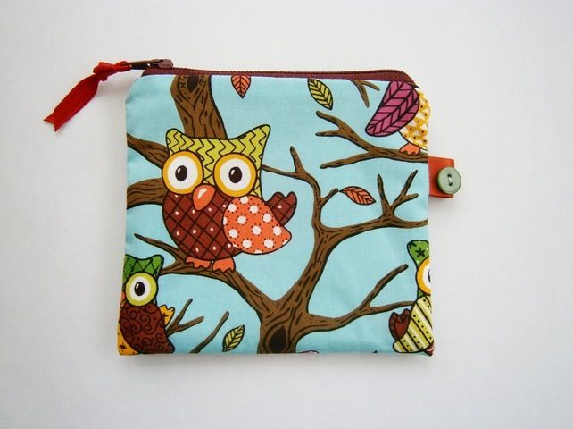 Little Owls Purse £2.50