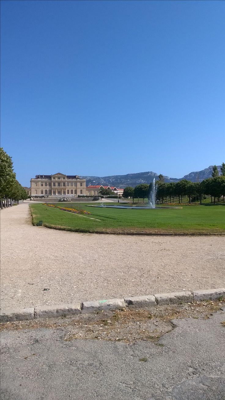 Marseille Parc Borély