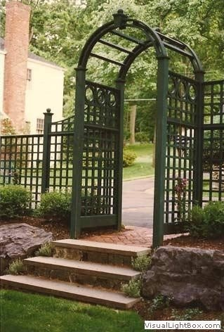 how to build a fence gate that doesn& 39