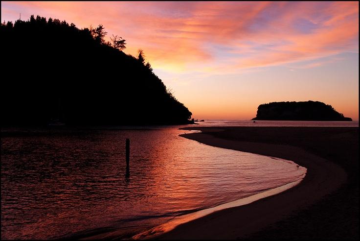 Whangamata dawn