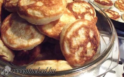 Tarkedli – cseh fánk recept fotóval