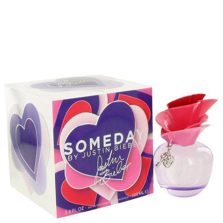 Someday by Justin Bieber Eau De Parfum Spray (Tester) 1.7 oz