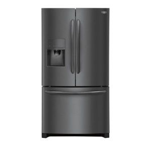 FGHB2867TD in Black Stainless Steel by Frigidaire in Cambridge, MD - Frigidaire Gallery 27.2 Cu. Ft. French Door Refrigerator