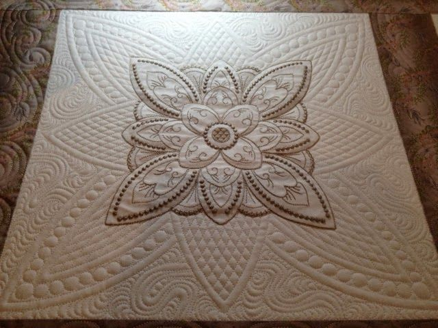 Ruler Templates For Quilting : 209 best Free Motion Quilting images on Pinterest