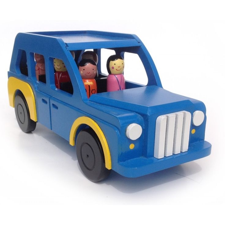 Car with Family