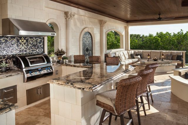 Terrific Hibachi Grills For Home Deck Transitional With Outdoor Refrigerators Entertaining Built Outdoor Kitchen Design Interior Design Career Outdoor Kitchen
