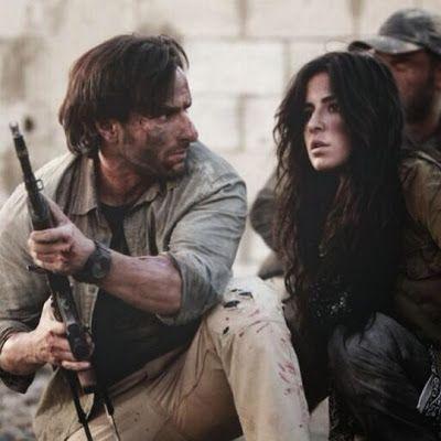 saif ali khan and katrina kaif in film phantom