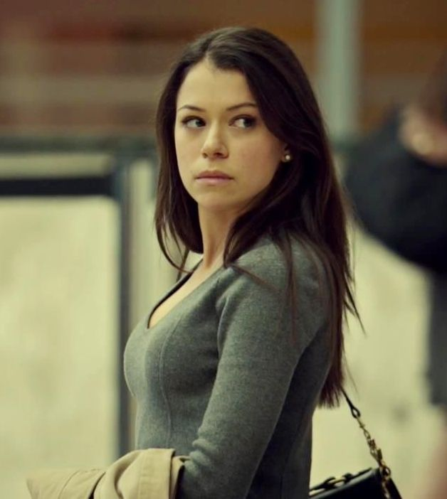 Image result for tatiana maslany eve myles