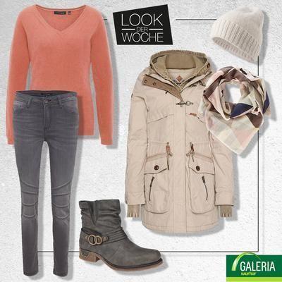 Schaut euch mal das schöne Weihnachtsmarkt-Outfit auf der GALERIA Kaufhof Facebook-Seite http://bit.ly/kaufhof an. Hier gibt es noch weitere schöne Trends zu sehen. #covetme