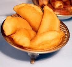 Egyptian Banana & Nuts Katayef Recipe | Arab recipe ...