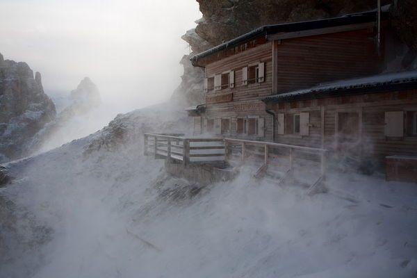 Rifugio Passo Principe - Pozza di Fassa - Val di Fassa